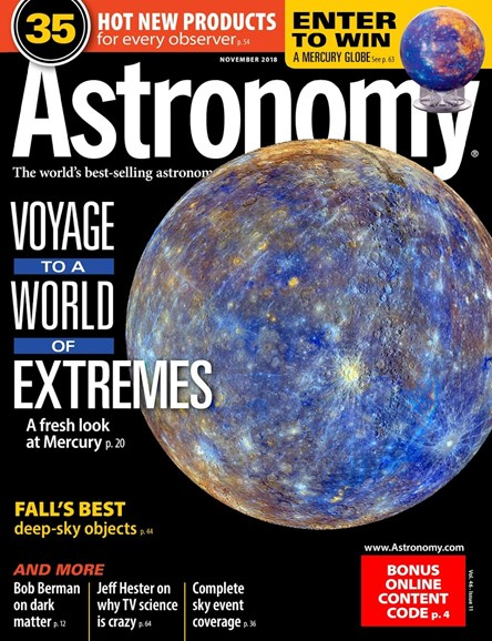 Astronomy Cover - 11/1/2018