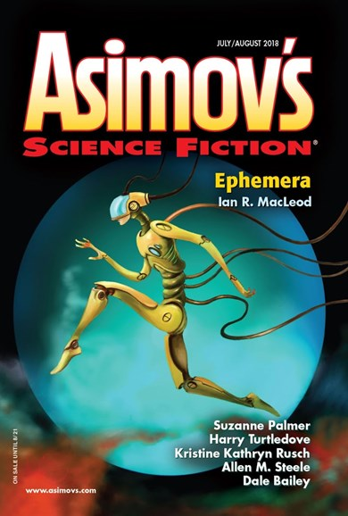 Asimov's Science Fiction Cover - 7/1/2018