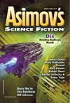 Asimov's Science Fiction | 3/1/2018 Cover