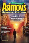 Asimov's Science Fiction | 11/1/2017 Cover
