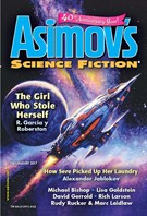 Asimov's Science Fiction 7/1/2017