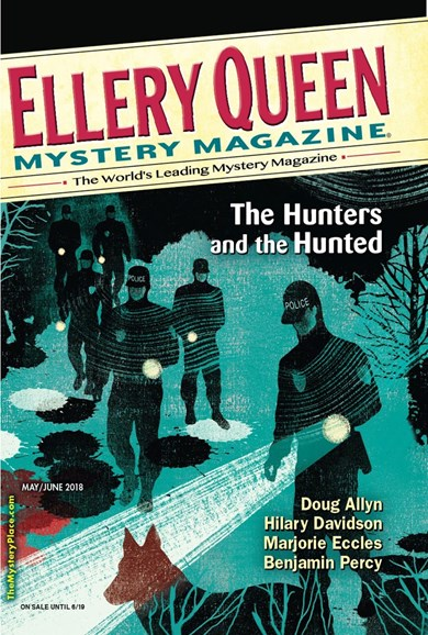 Ellery Queens Mystery Cover - 5/1/2018
