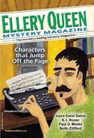 Ellery Queens Mystery 9/1/2017