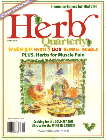 Herb Quarterly Cover - 12/1/2018