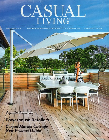 Casual Living Cover - 9/1/2018