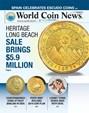World Coin News Magazine | 11/2018 Cover