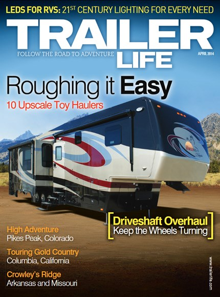 Trailer Life Cover - 4/1/2014