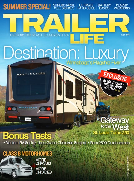 Trailer Life Cover - 7/1/2014