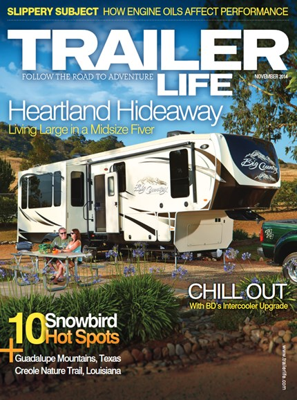 Trailer Life Cover - 11/1/2014