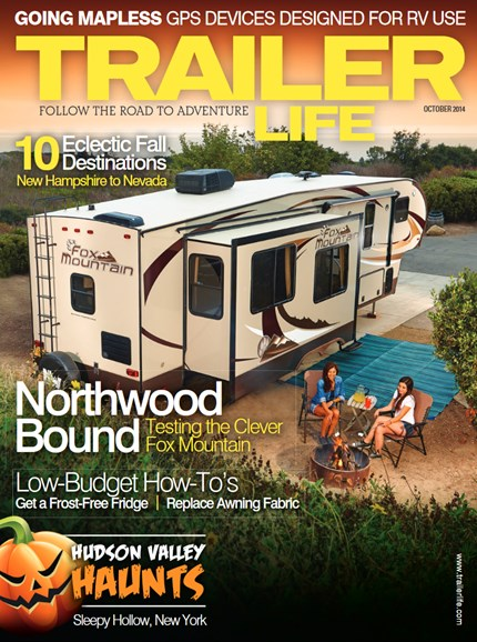 Trailer Life Cover - 10/1/2014