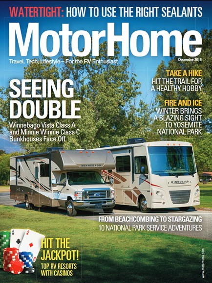 MotorHome Cover - 12/1/2016