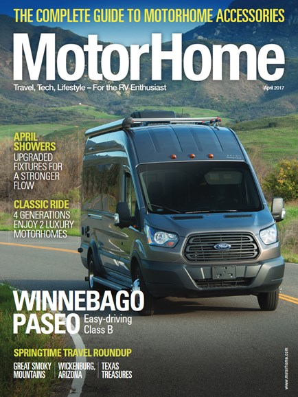 MotorHome Cover - 4/1/2017