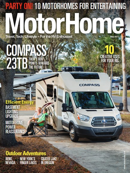 MotorHome Cover - 5/1/2017