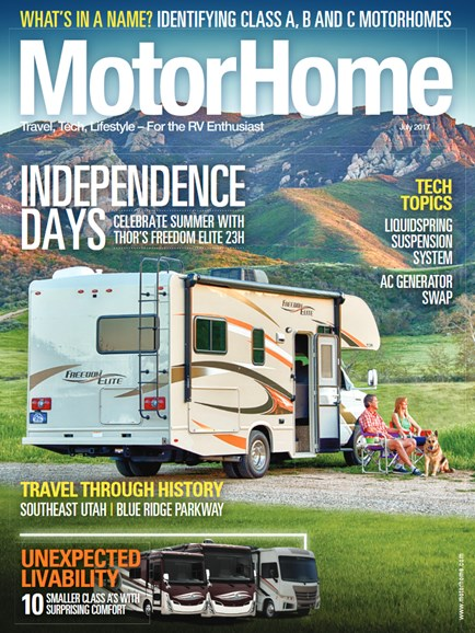 MotorHome Cover - 7/1/2017