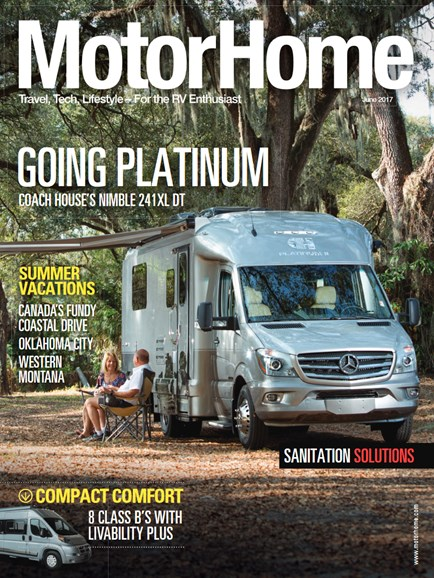 MotorHome Cover - 6/1/2017
