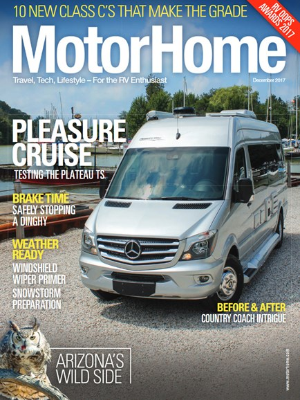 MotorHome Cover - 12/1/2017