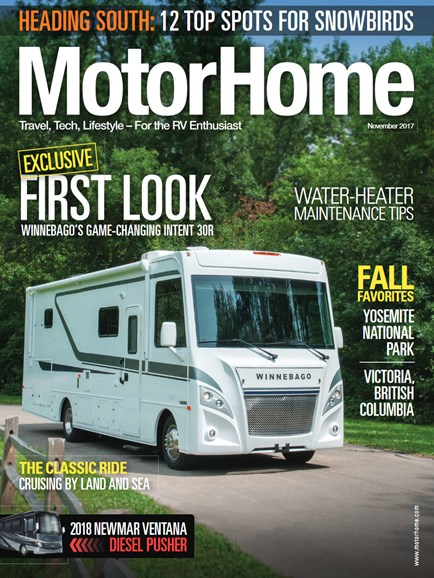 MotorHome Cover - 11/1/2017