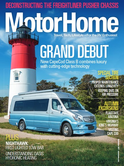 MotorHome Cover - 9/1/2017