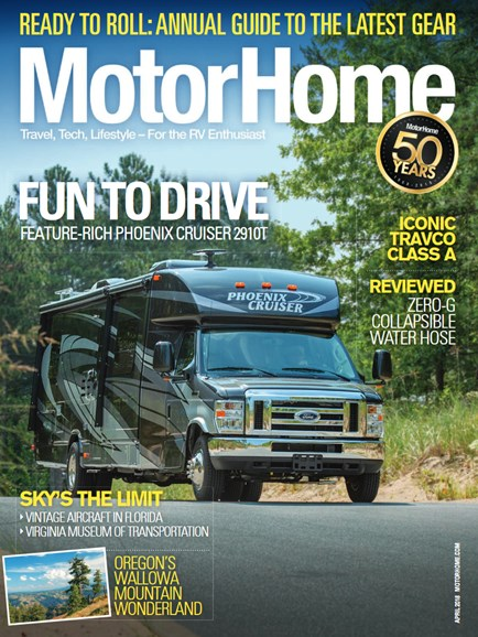 MotorHome Cover - 4/1/2018