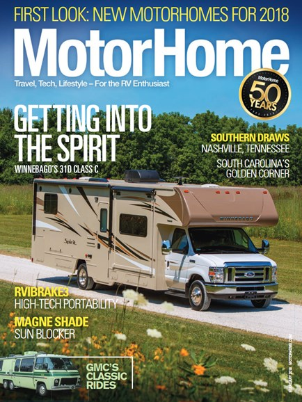 MotorHome Cover - 2/1/2018