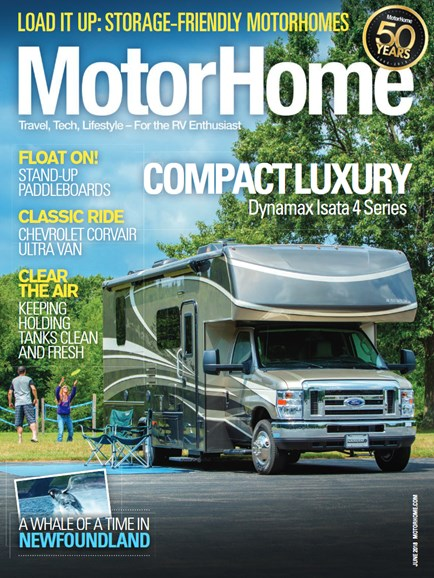 MotorHome Cover - 6/1/2018