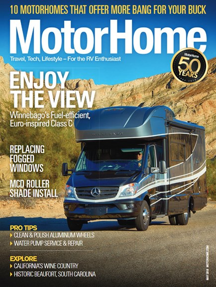 MotorHome Cover - 5/1/2018