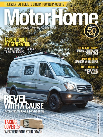 MotorHome Cover - 11/1/2018