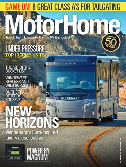 MotorHome Cover - 9/1/2018