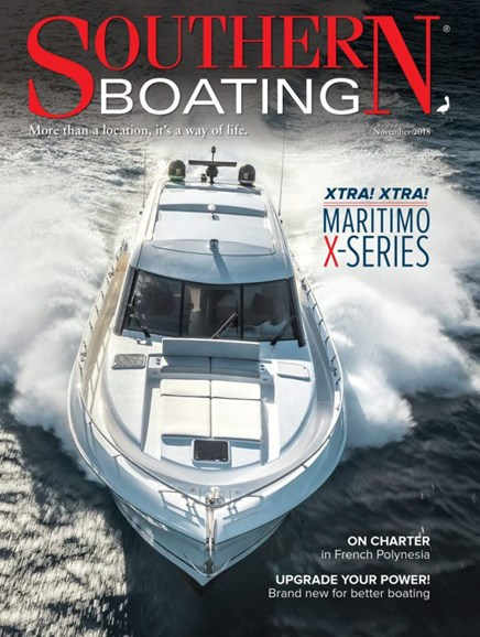 Southern Boating Cover - 11/1/2018