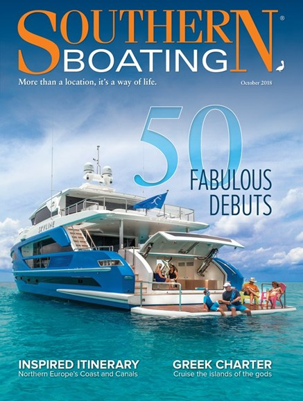 Southern Boating Cover - 10/1/2018