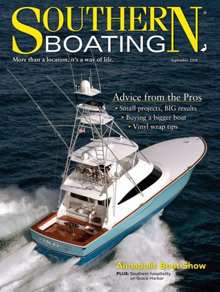 Southern Boating Cover - 9/1/2018