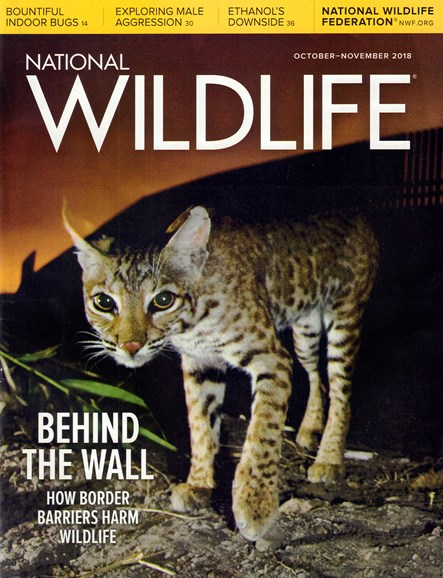 National Wildlife Cover - 10/1/2018