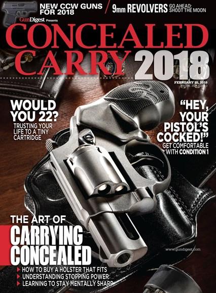 Gun Digest Cover - 2/15/2018