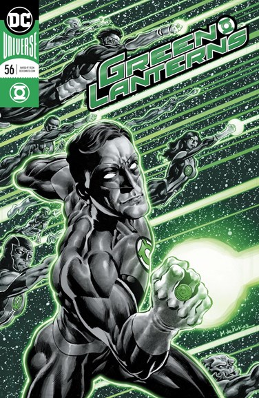 Green Lanterns Cover - 12/1/2018