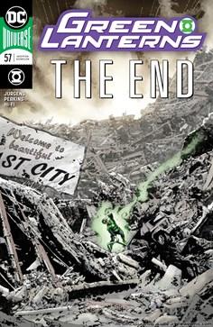 Green Lanterns | 12/2018 Cover