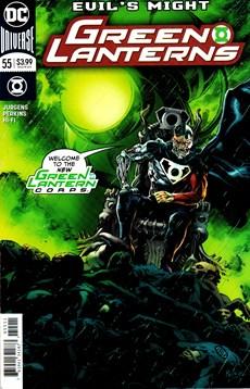 Green Lanterns | 11/2018 Cover