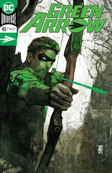 Green Arrow Cover - 12/1/2018