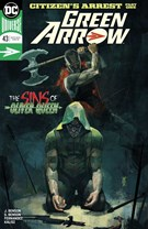 Green Arrow Comic 10/1/2018