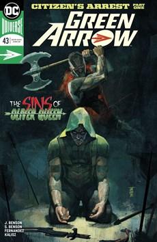 Green Arrow   10/2018 Cover