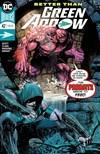 Green Arrow Comic | 9/1/2018 Cover