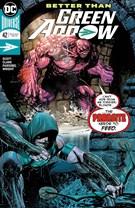Green Arrow Comic 9/1/2018