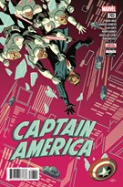 All-New Captain America 8/1/2018