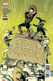 All-New Captain America | 8/15/2018 Cover