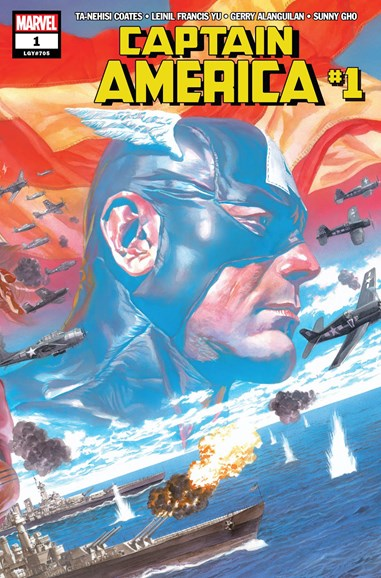 Captain America Cover - 9/1/2018