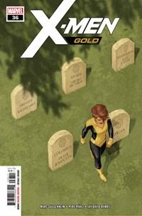X-Men Comic | 11/15/2018 Cover