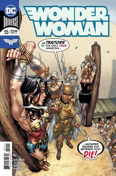 Wonder Woman Cover - 11/15/2018