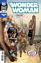 Wonder Woman Comic 11/15/2018