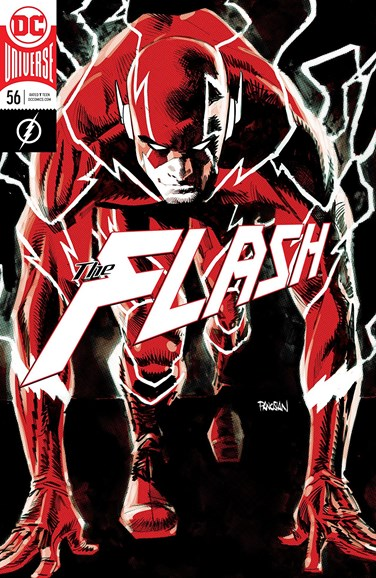 The Flash Cover - 12/1/2018