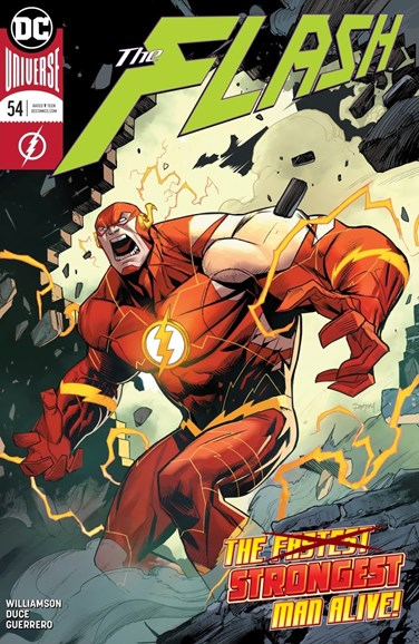 The Flash Cover - 11/1/2018
