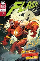 The Flash Comic 11/1/2018